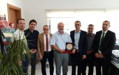 جامعة فلسطين الأهلية تنفذ زيارة تعليمية لجامعة شرق البحر المتوسط