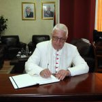 رئيس جامعة فلسطين الأهلية تستقبل مسؤول ملف التعايش بين الاديان في الفاتيكان