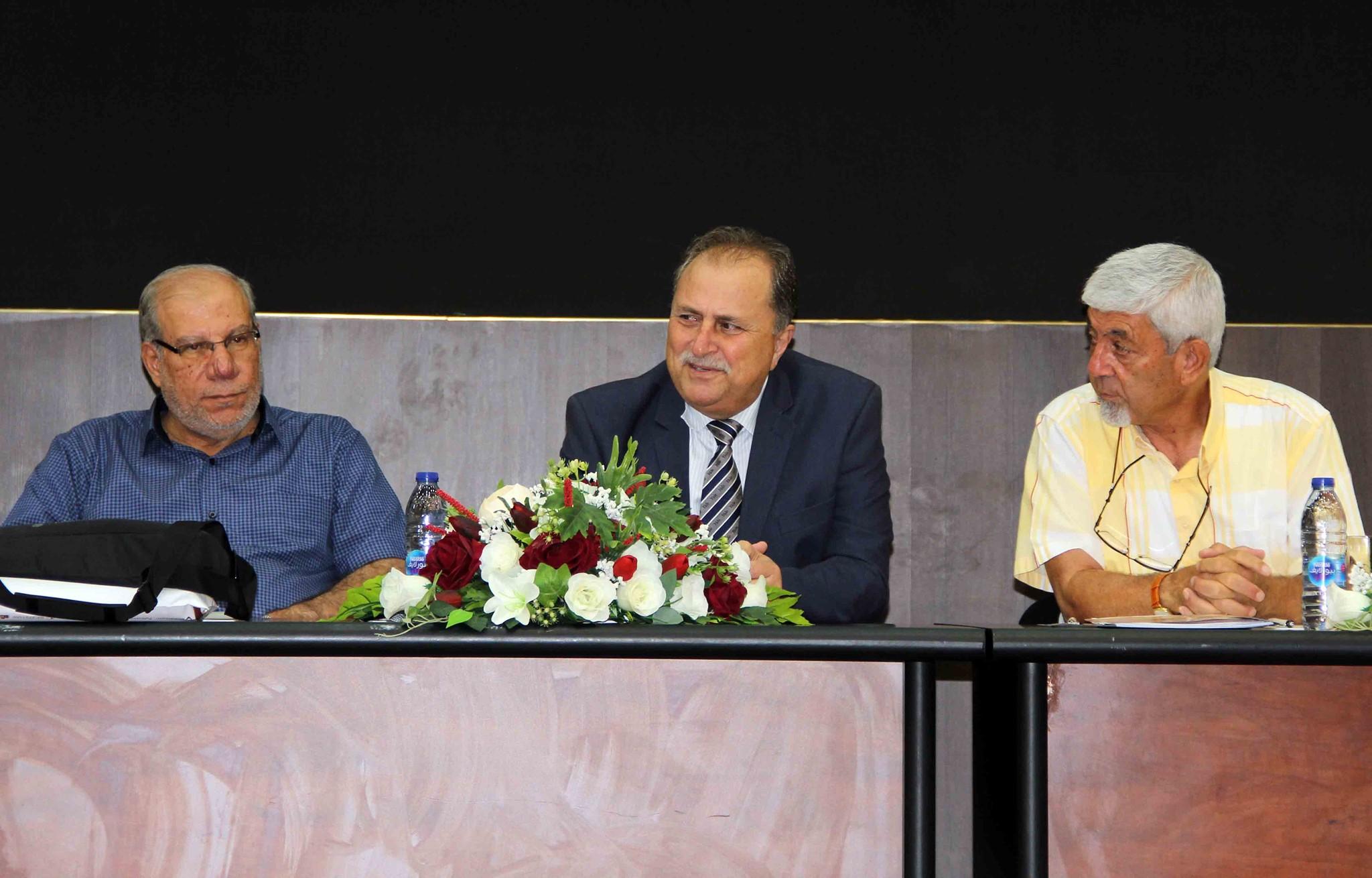 إطلاق أنشطة التطوير الأكاديمي في جامعة فلسطين الأهلية