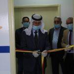 جامعة فلسطين الاهلية تفتتح مختبر اللغات