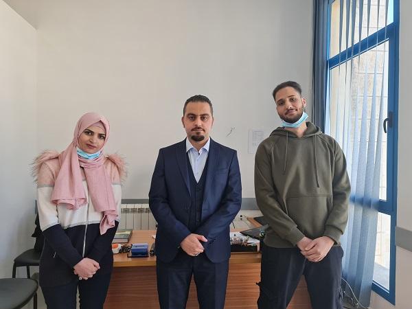 جامعة فلسطين الاهلية تحصد المرتبة الثانية في مسابقة جيم جام (Game jam) لتطوير الالعاب الرقمية