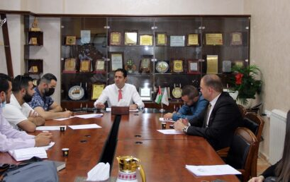 الهيئة التأسيسية لرابطة خريجي جامعة فلسطين الأهلية تعقد اجتماعها الأول