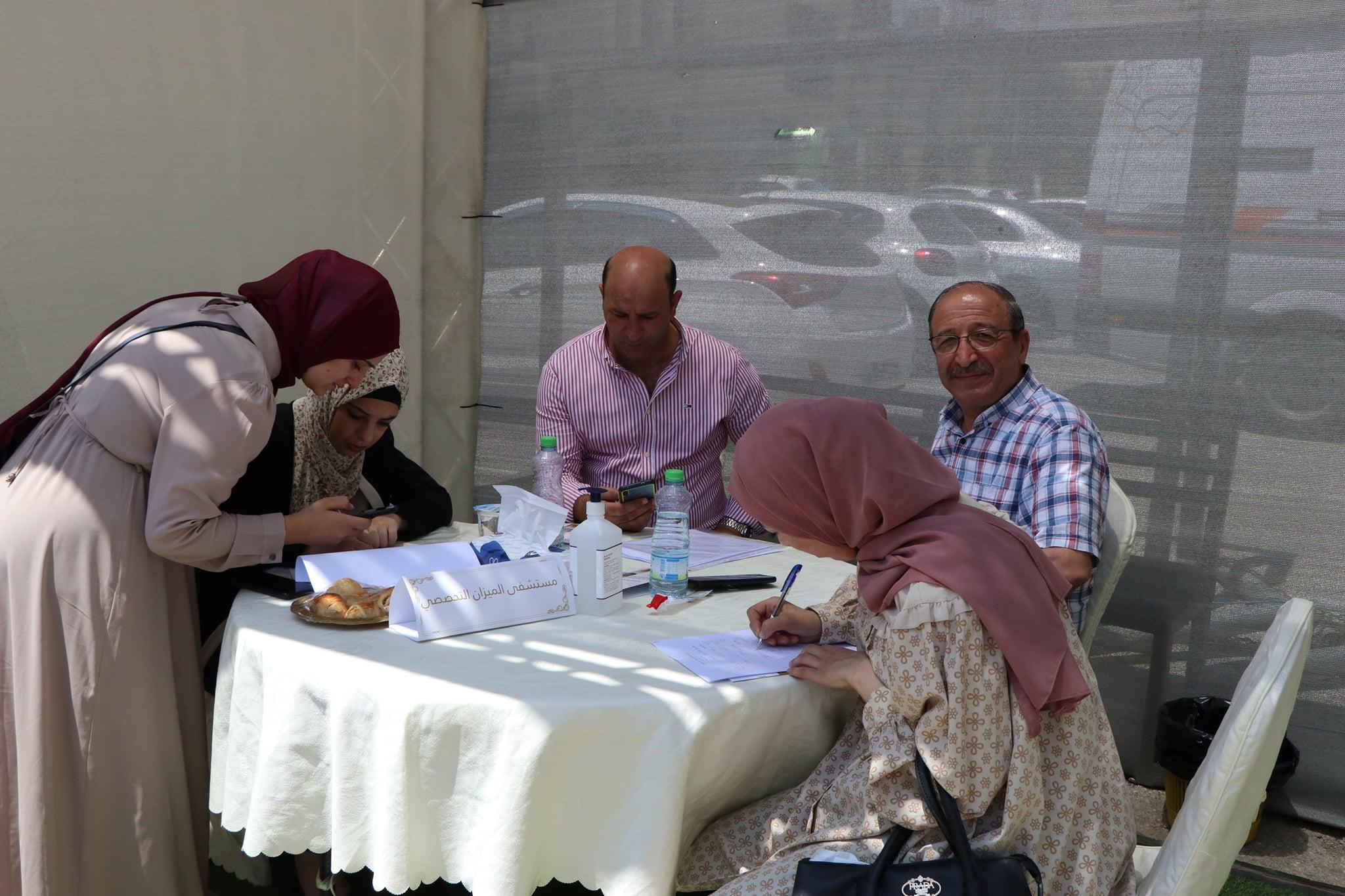 2 - جامعة فلسطين الأهلية تطلق فعاليات يوم التوظيف 2021
